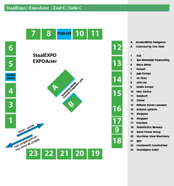 stands plan 2018
